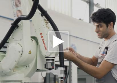 GBF - Video corporate TIESSE ROBOT