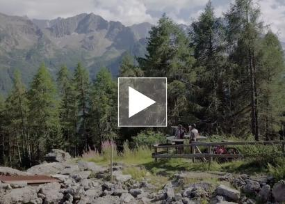 GBF - Consorzio Adamello Ski Video Welcome Bikers